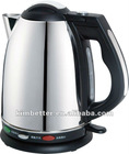 2012 New Style Stainless Steel Electric Kettle In 1.5L