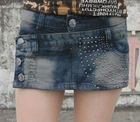 FY641 2011 new fashion ladies hot summer denim shorts skirts