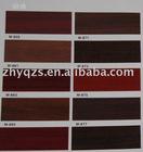 HIGH GLOSS RIGID PVC WOOD GRAIN DECORATIVE SHEETS