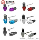 Bar End Plugs, Aluminum Bar End Plugs,MOTORCYCLE Bar End Plugs