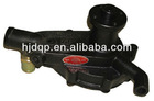 Car engine parts water pump
