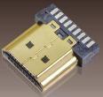 USB HT-HDMI-08C connector