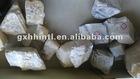 Calcium oxide material is calcite