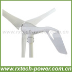 Wind energy generator 600W max, 400W rated, 12V windmill generator, Low Price+3 Years Warranty, DHL free shipping, made in china