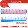 Big tunnel DIA60X300cm Tunnel for dog training, dog agility tunnel