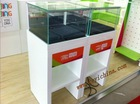 Retail store display rack store shelf