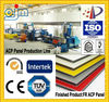 Professional 1300mmWidth Aluminum Composite Panel Line(CE & ISO9001Certification)