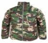 Military duty and training camouflage jacket