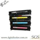 Universal color toner cartridge ( 6470,6471,6472,6473) for HP printer