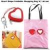 Foldable bag with mirror,Folding shopping bag,Foldable bag