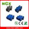High Reliability SC APC Duplex Fiber Optic Adaptor