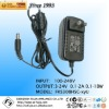 18W US plug 12V 1.5A 18v switching adapter