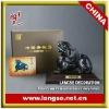 Bronze figurine gift of Pixiu