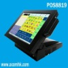 POS8819 --- 15 Inches All-In-One Touch POS Payment Machine For Supermarkets