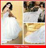 BG6 catheral/royal train wedding gown