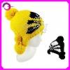 popular knit earflap hat RQ-28
