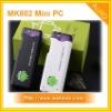 Android 4.0 IPTV Google Internet TV Mini PC MK802