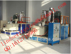 High speed plastic mixing unit