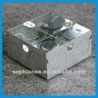 Underground Iron junction box