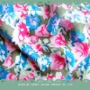 100 printed rayon challis fabric for garment,30x30/68x68 printed rayon