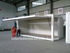 Sandwich Panel Container House for Shop
