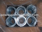 "3"" Zinc plated steel lock nut"