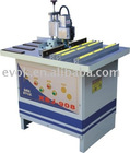 XBJ-908 Double-face edge trimming&end trimming machine