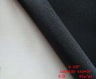 herringbone pocketing fabric 100% polyester 100*100 textile