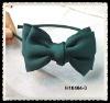 fabric hair bow headband H10464-3