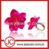 fashion JC jewelry charm crystal ring