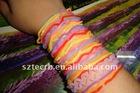 Shape rubber bands