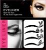 2012 Lady Gaga Eye liner Sticker Shadow Sticker Smoky Eyes Sticker colorful eyeliner stickers tattoo sticker temporary low price