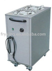2012 year Electric Plate warmer cart