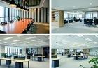 Project experience - Zhenzhong Commercial Office Hall 002