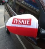 TYSKIE design car mirror flag cover