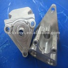 CNC machined aluminum 6061 turning parts