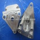 CNC machined aluminum 6061 turning parts