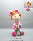 Polyresin Princess Money bank