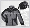 Men's polar fleece outdoor wear