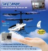 Sky Tango RC Helicopter, 4-channelled Remote Control Aircraft With Gyro