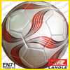PU leather laminated official size 5 soccer ball