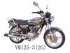 YM125-3(2G) motorcycle