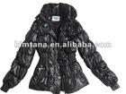 Ladies' warm padding jacket