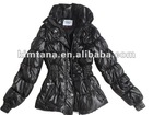 Ladies' warm padding jacket