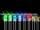 RGB 5mm round LED diodes