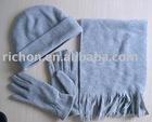 polar fleece sets, polar fleece hat, fleece gloves, fleece scarf
