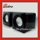 Stereo mini speaker E1688