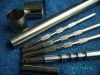 precision shaft with Zinc Coating