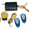 Basic Model Motorcycle Alarm System