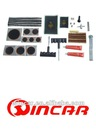 34 PCS Tyre repair kits